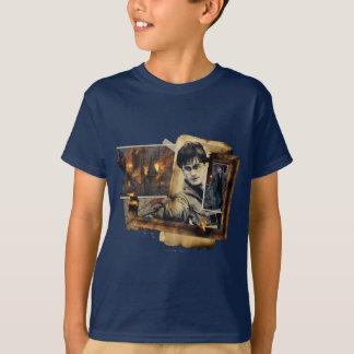 Collage 7 de Harry Potter Camiseta