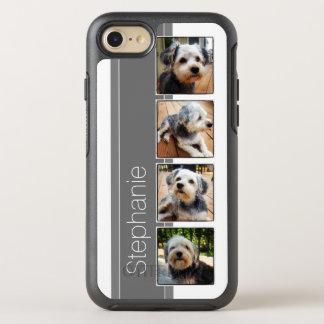 Collage de la foto de Instagram usando los marcos Funda OtterBox Symmetry Para iPhone 7