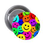 COLLAGE DE LOS SMILEY PINS