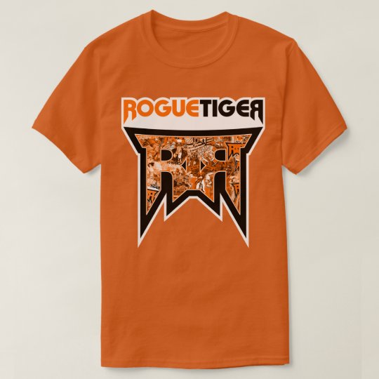 Collage de RogueTiger Camiseta
