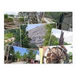 Collage de Stone Mountain, Stone Mountain, GA Tarjetas Postales