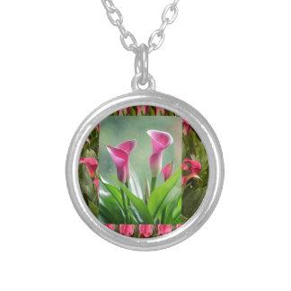 Collage del JARDÍN: Flores hermosas Joyerias Personalizadas