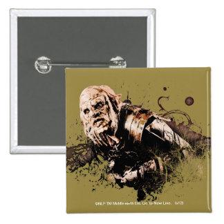 Collage del vector de Gothmog Orc Pins