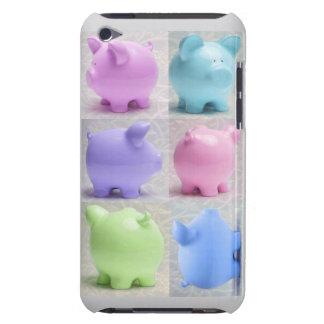 Collage guarro lindo iPod touch funda