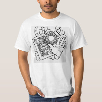Collage T de Astro Camiseta