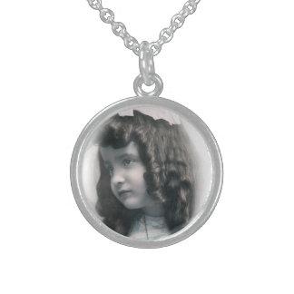 Collar antiguo FromMyDesk de la plata de la foto