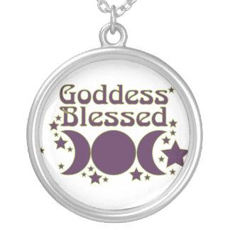 Collar bendecido diosa