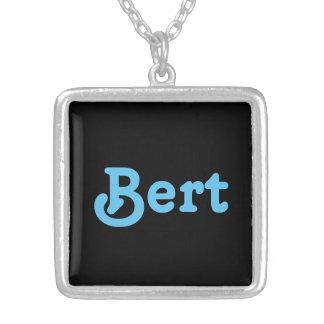 Collar Bert