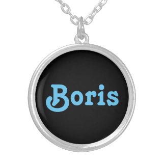 Collar Boris