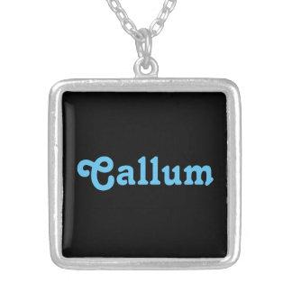Collar Callum
