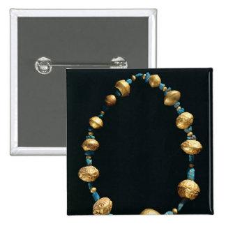 Collar Chapa Cuadrada 5 Cm