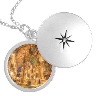 Collar Con Colgante La catedral Manhattan Nueva York de St Patrick