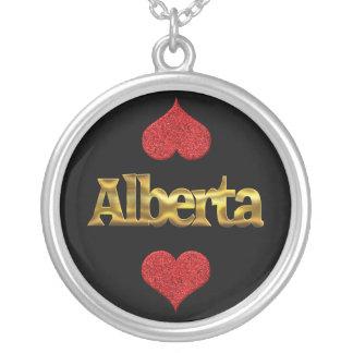 Collar de Alberta