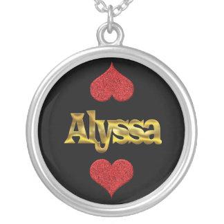 Collar de Alyssa
