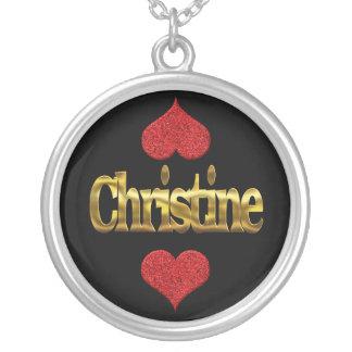 Collar de Christine