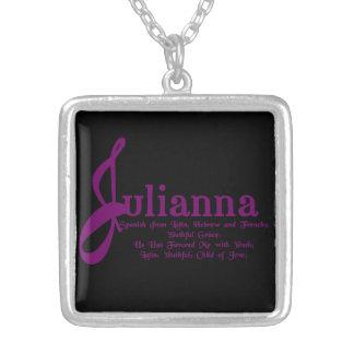 Collar de Julianna