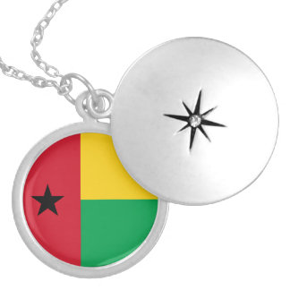 Collar de la bandera de Guinea-Bissau