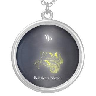 Collar de la colección del zodiaco del Capricornio