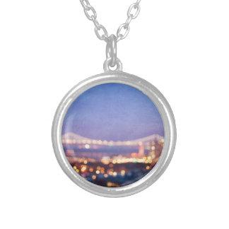 Collar de la foto de San Francisco del resplandor