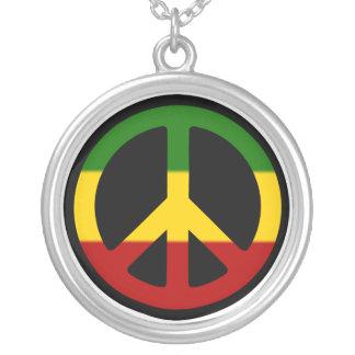 Collar de la paz de Rasta