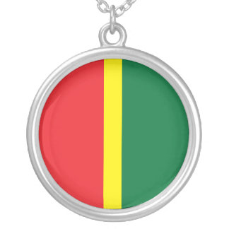 Collar de la plata del reggae de Falmouth Jamaica