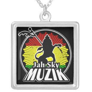Collar de Muzik del cielo de Jah
