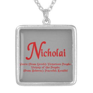 Collar de Nicholai