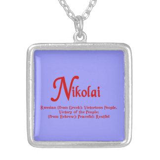 Collar de Nikolai