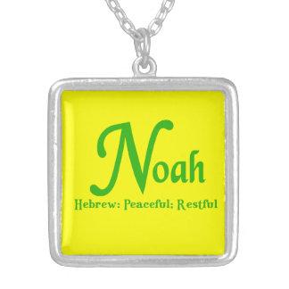 Collar de Noah