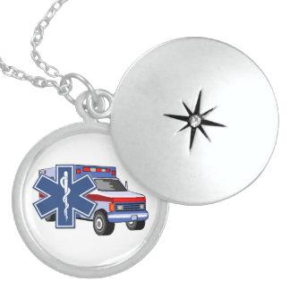 Collar De Plata De Ley Ambulancia del ccsme