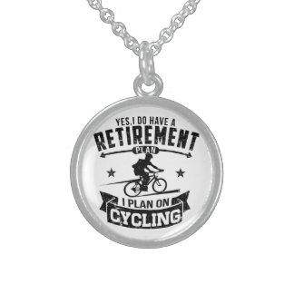 Collar De Plata De Ley Ciclo del plan de retiro