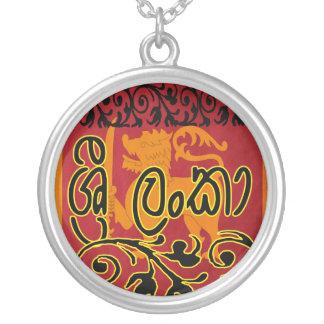 Collar de Sri Lanka Sinhala