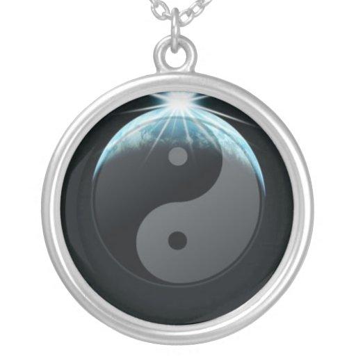 collar de yin-Yang