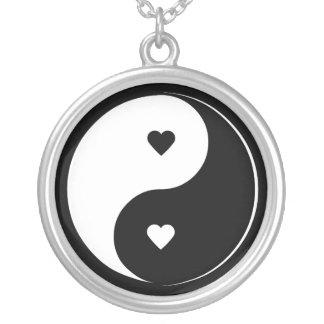 Collar del amor de Yin Yang