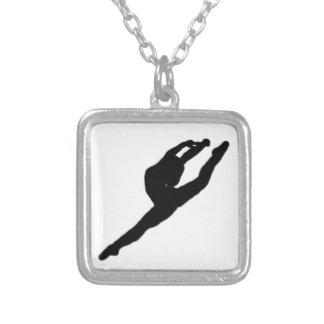 Collar del bailarín de la bailarina