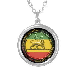 Collar del colgante del reggae de Rasta
