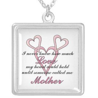 Collar del día de madre de la madre (nunca sabía)