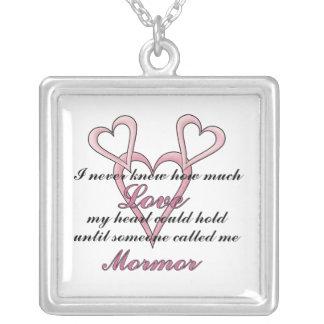 Collar del día de madre de Mormor (nunca sabía)