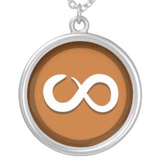 "Collar del ""infinito"" de la yoga"