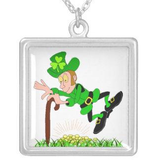 Collar del Leprechaun de St Patrick