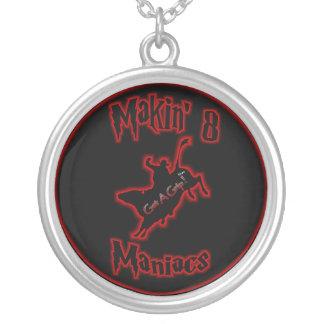 Collar del maniaco Makin8