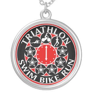 Collar del marcapasos de Triathlete del Triathlon