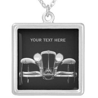 Collar del personalizado del coche del vintage