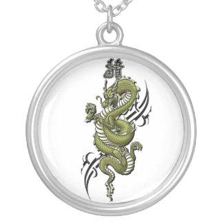 Collar del verde -146 del dragón