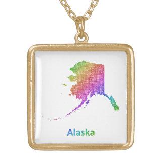 Collar Dorado Alaska