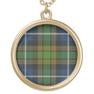Collar Dorado Tartán escocés de MacRae del clan del instinto