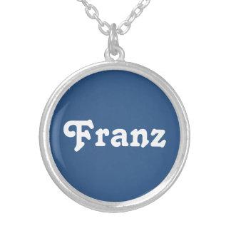 Collar Francisco