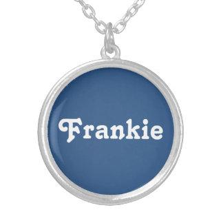Collar Frankie