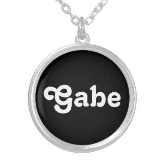 Collar Gabe