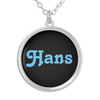 Collar Hans